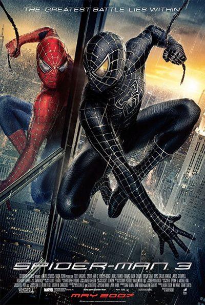 Spiderman 3 online cz