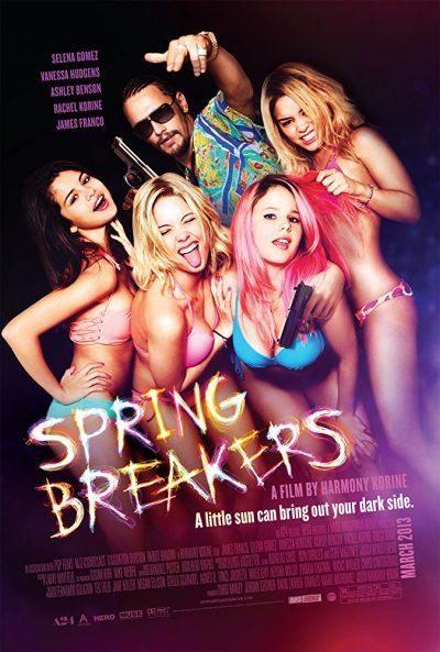 Spring Breakers online cz