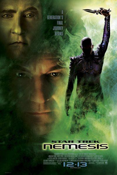 Star Trek X Nemezis online cz