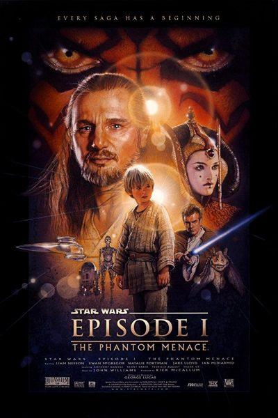 Star Wars Epizoda 1 Skrytá hrozba online cz