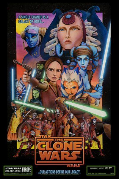 Star Wars Klonové války online cz