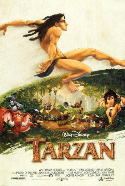 Tarzan 1999 online cz