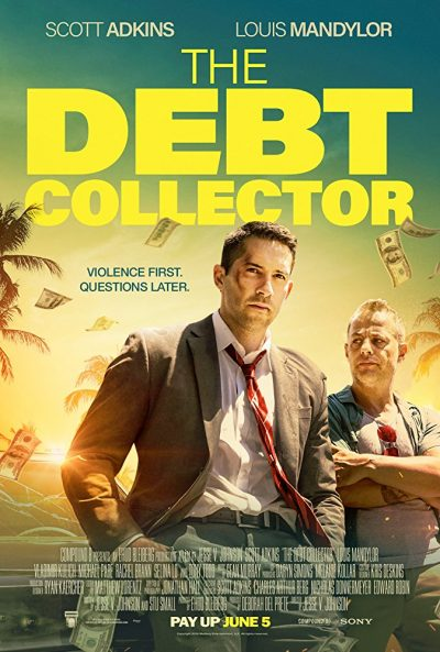 The Debt Collector online cz