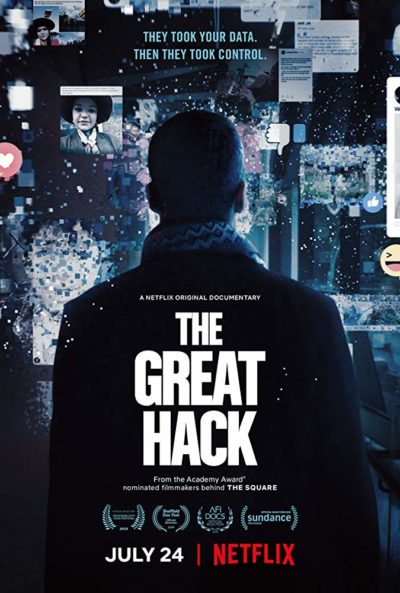 The Great Hack online cz