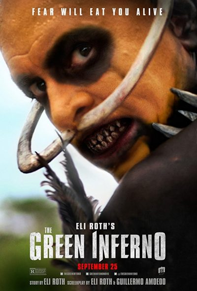 The Green Inferno online cz