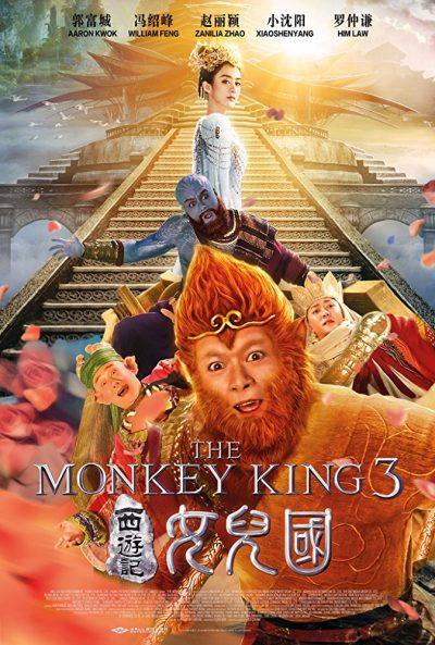 The Monkey King 3 Kingdom of Women online cz