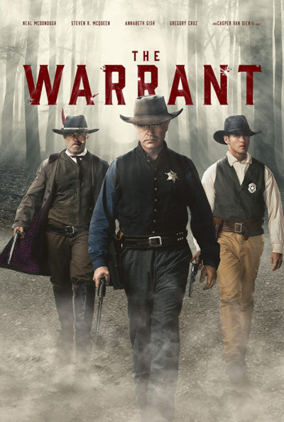 The Warrant online cz