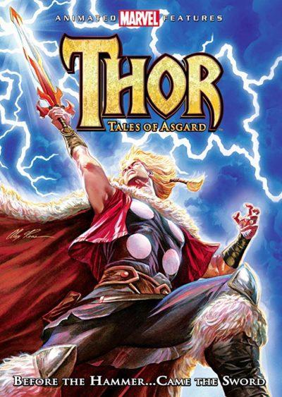 Thor Příběhy z Asgardu online cz