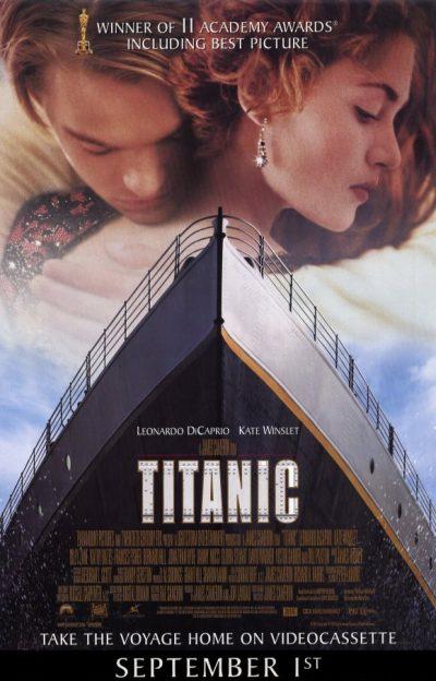 Titanic online cz