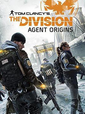 Tom Clancy's the Division Agent Origins online cz
