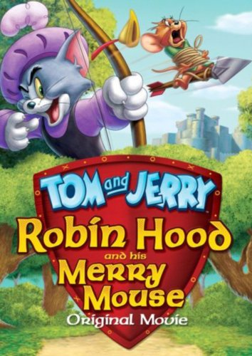 Tom a Jerry Robin Hood a Veselý Myšák online cz