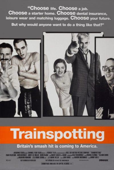 Trainspotting online cz