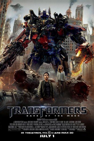 Transformers 3 Temná strana Mesiaca online cz