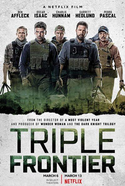 Triple Frontier online cz