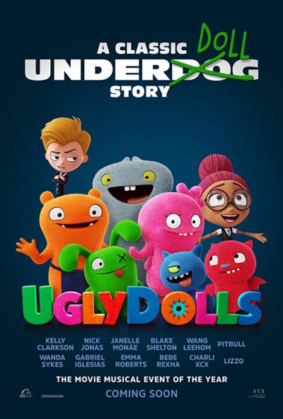 UglyDolls online cz