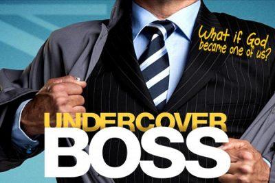 Utajený šéf online seriál