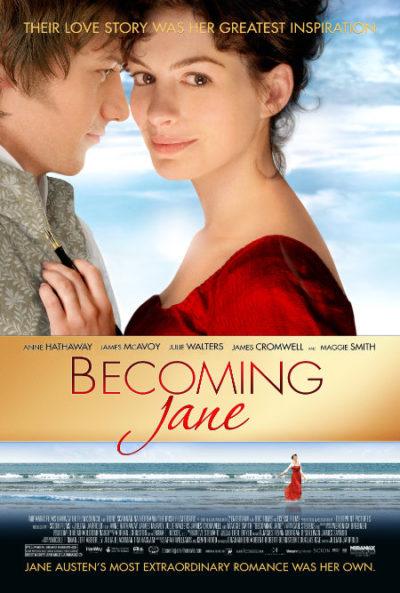Vášeň a cit Príbeh Jane Austen online cz