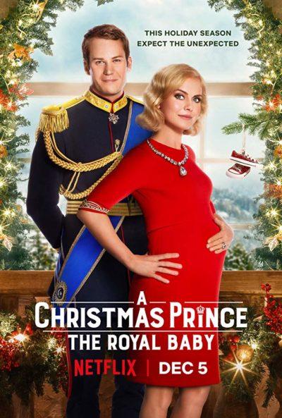 Vánoční princ Královské dítě online cz