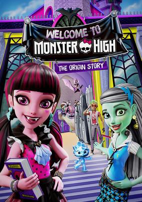 Vítej v Monster High online cz