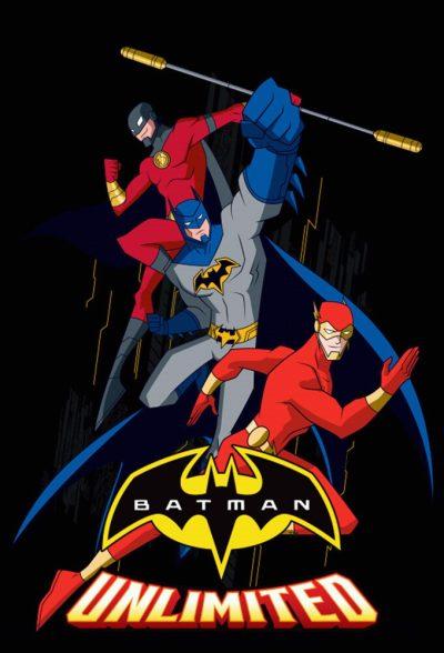 Všemocný Batman Zvířecí Monstermánie online cz