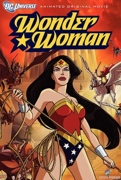 Wonder Woman 2009 online cz