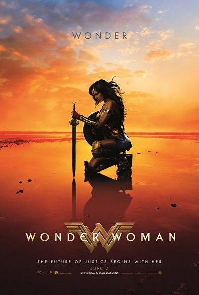 Wonder Woman online cz