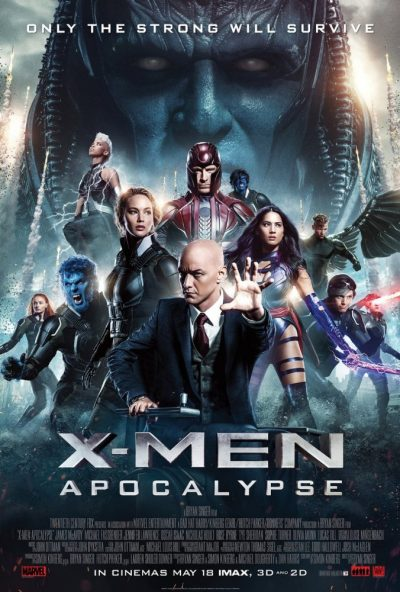 X-Men Apokalypsa online cz
