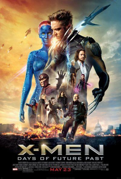 X-Men Budúca minulosť online cz