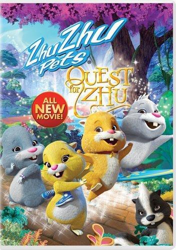 Zhu Zhu Pets Kouzelná říše Zhu online cz
