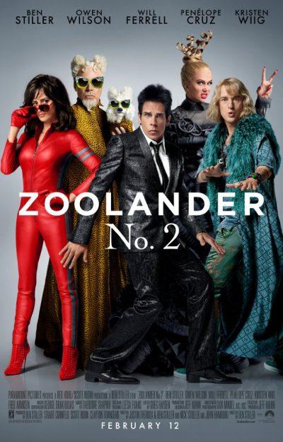 Zoolander No. 2 online cz