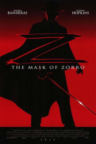 Zorro Tajomná tvár online cz